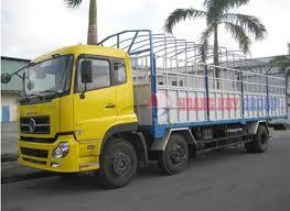 Xe tải thùng dongfeng 2 dí 1 cầu B210