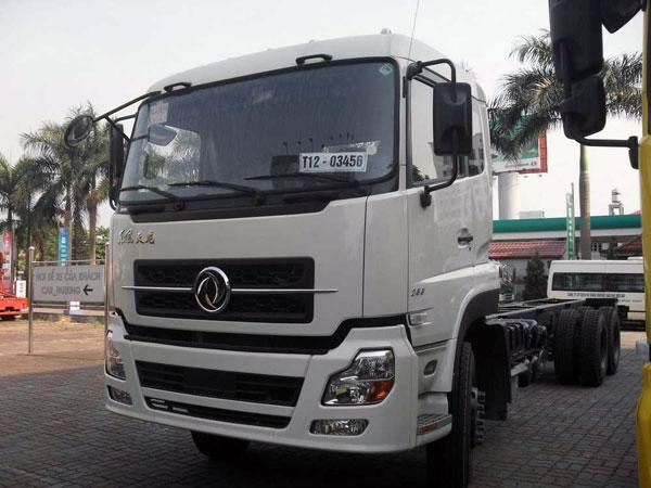 Xe tải Dongfeng 2 cầu 1 dí 260